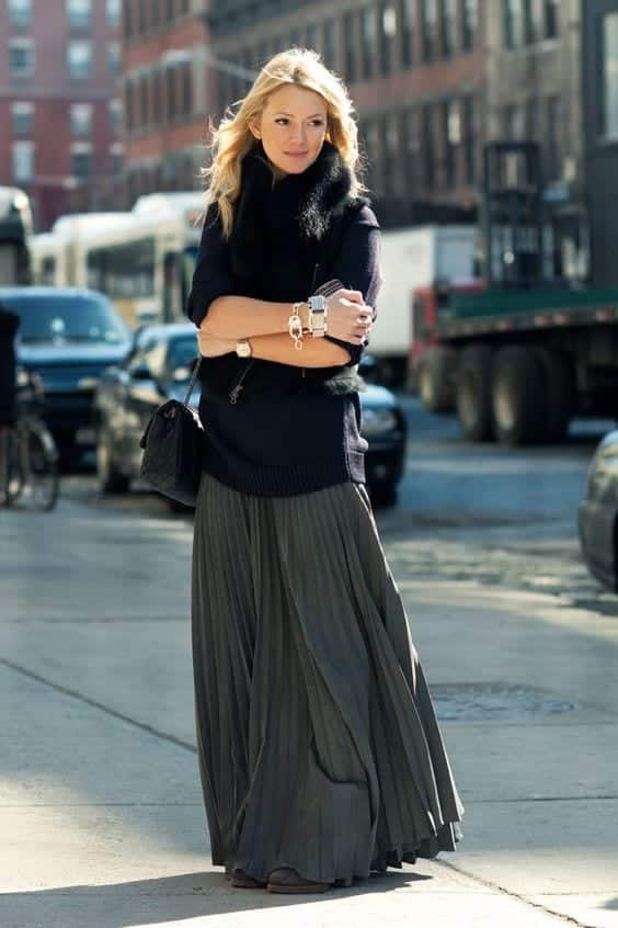 peasant-skirt-outfit-ideas-1 Peasant Skirts Outfits-17 Ways to Wear Peasant Skirts Rightly