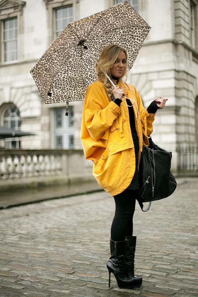 Rainy Day Oufits (5)