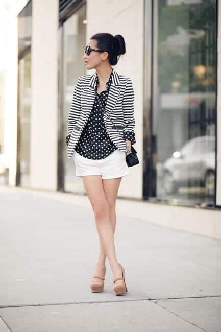 rr What to Wear with Printed Blazer? 24 Outfit Ideas This Year