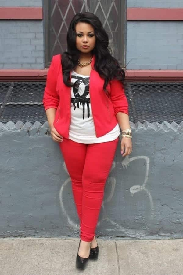 Outfits for plus size women (2)