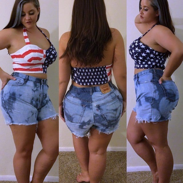 tumblr_nc85oiMi8M1rabscko1_1280 18 Chic 4th of July Outfits For Plus Size Women 2018