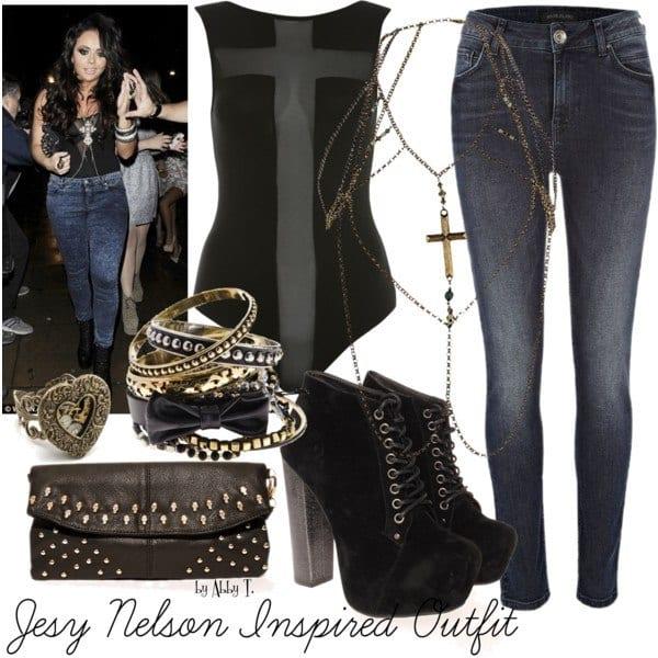 13-1 Rocker Chic Outfits-17 Ways To Dress Like a Rocker Chic