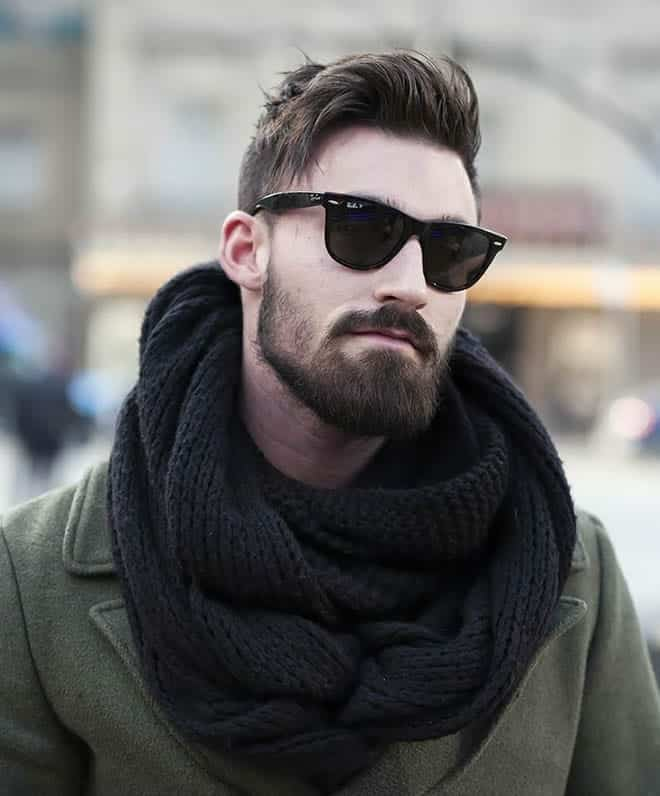Beard Styles 2018 30 Cool Facial Hairstyles To Try This Year