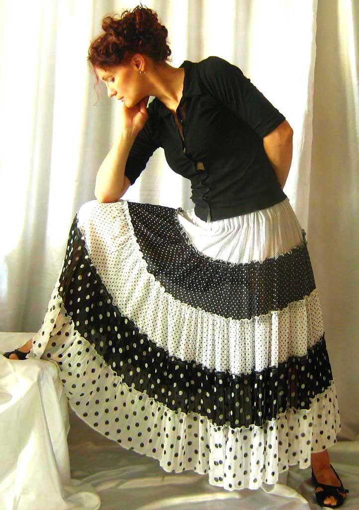 Gypsy Skirts Outfits (19)