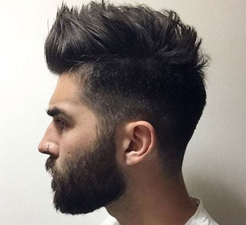 24 Beard Styles 2018- 30 Cool Facial Hairstyles To Try This Year