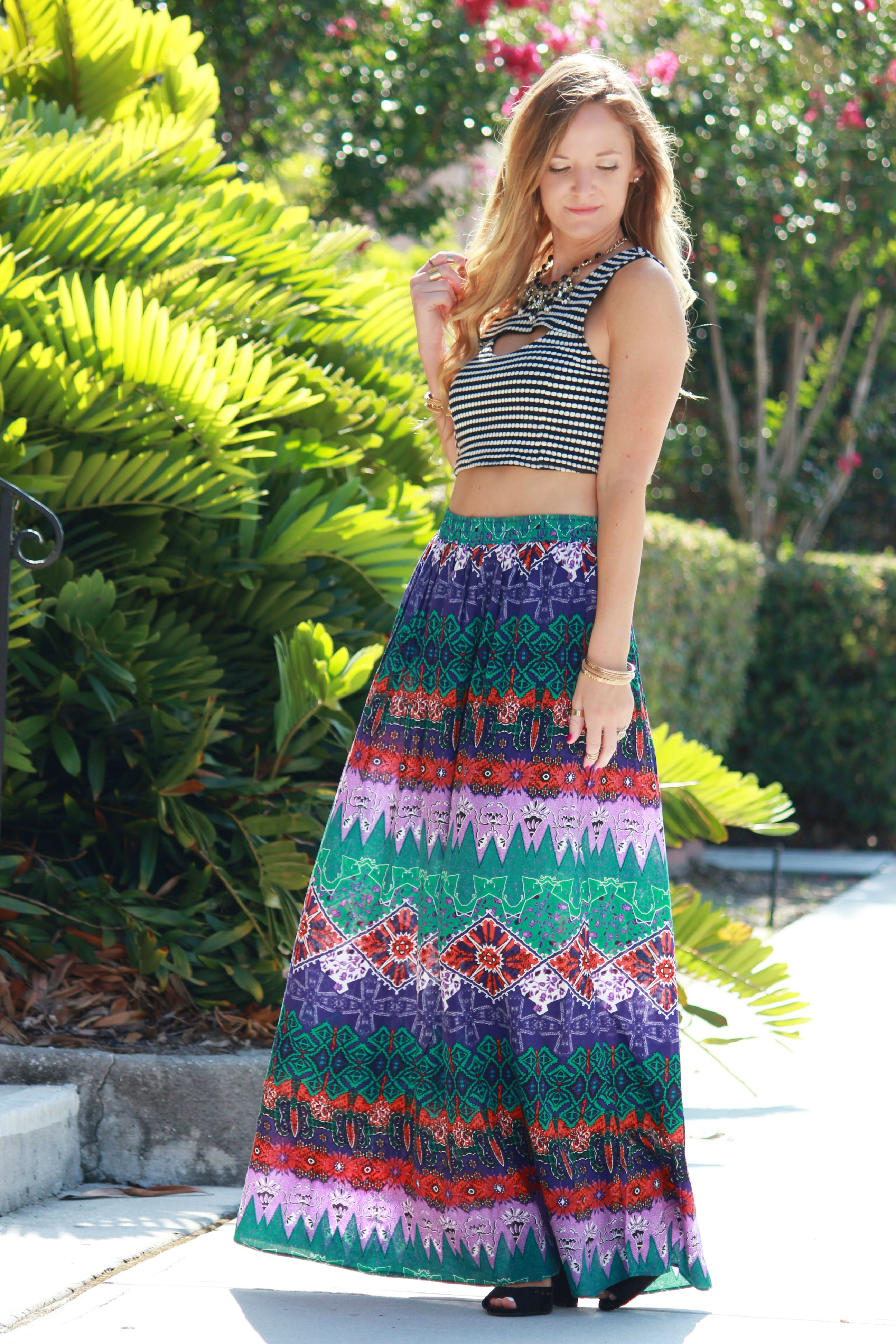 Gypsy Skirts Outfits (16)