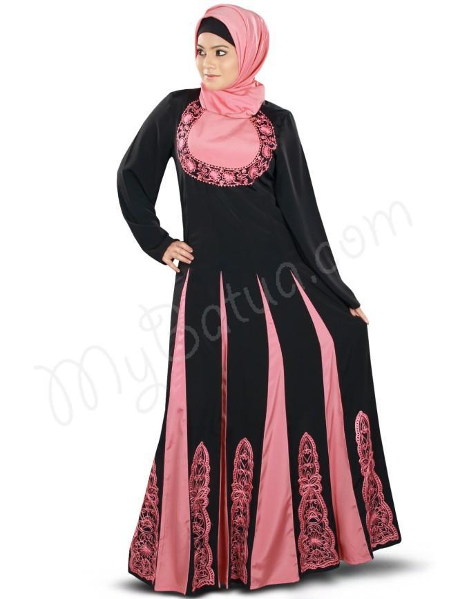 Muslim Bridal wear (27)