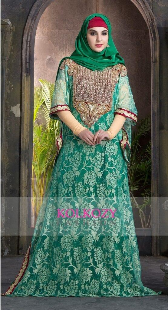 Muslim Bridal wear (5)