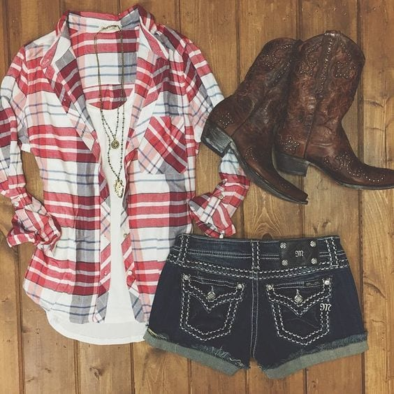 adc9a56d941ac846e273817c9a067d27 Country Concert Outfits For Women - 20 Styles To Try