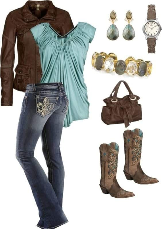 bb7a3d3250c31d399d51150e9bc8c446 Country Concert Outfits For Women - 20 Styles To Try