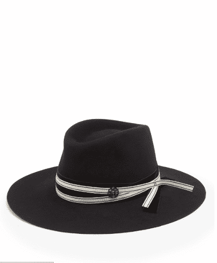 black-cowboy-hat-for-country-concert Country Concert Outfits For Women - 20 Styles To Try