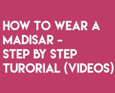 how to wear madisar