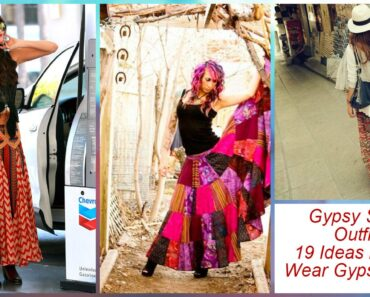 Gypsy Skirts Outfits (1)