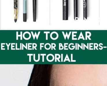how to wear eyeliner tutorial
