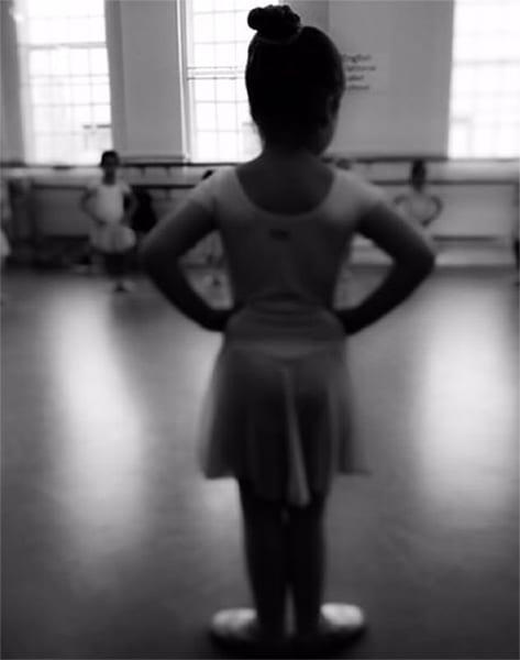 harper-beckham-ballerina Harper Beckham Pics-100 Best Pictures and Videos of Harper Beckham