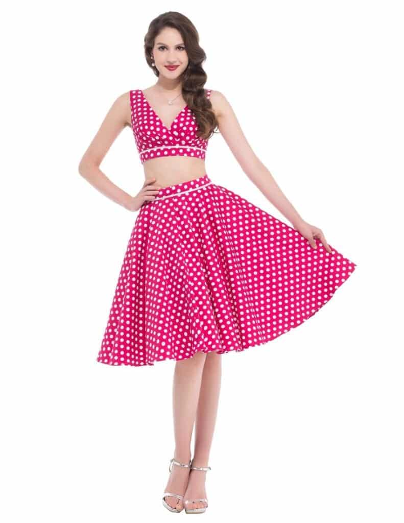 swing-dress-14-791x1024 How To Wear A Swing Dress This Summer-19 Outfit Ideas