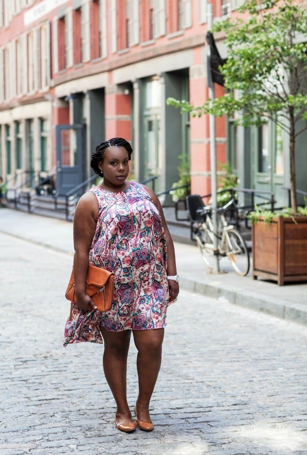 swing-dress-9 How To Wear A Swing Dress This Summer-19 Outfit Ideas
