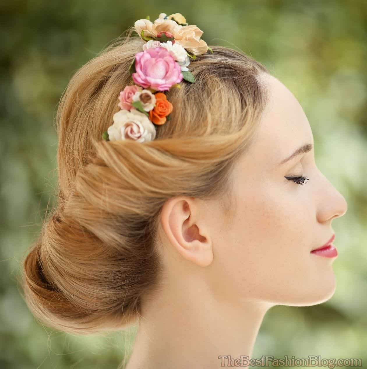 Cute Hippie Hairstyles (3)