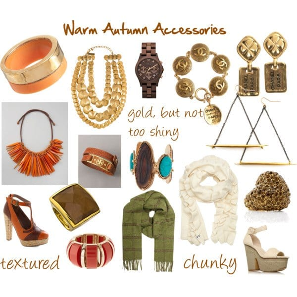 Autumn-Accessories Autumn Outfit Ideas for Women-50 Ideas How To Dress In Autumn