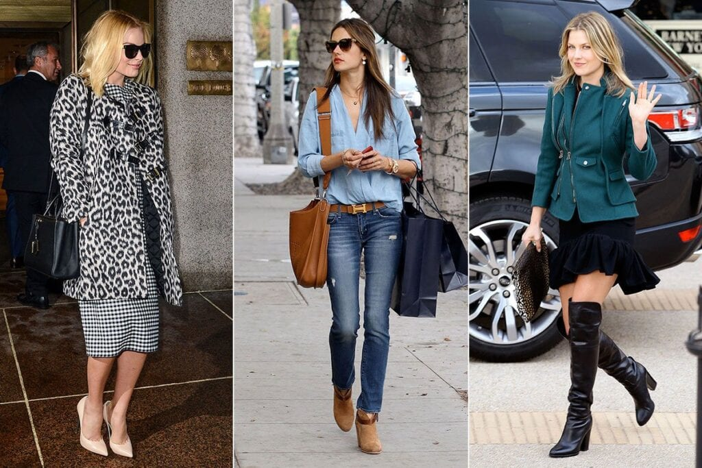 Celebrity-Autumn-Style-1024x683 Autumn Outfit Ideas for Women-50 Ideas How To Dress In Autumn