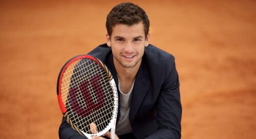 Grigor Dimitrov - Attractive and Sexy Athletes from Rio Olympics 2016