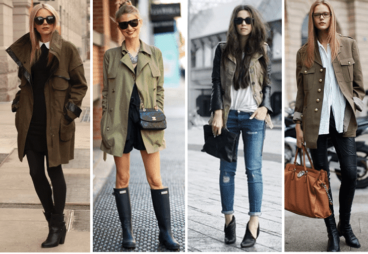 Long-Coats-In-Autumn Autumn Outfit Ideas for Women-50 Ideas How To Dress In Autumn
