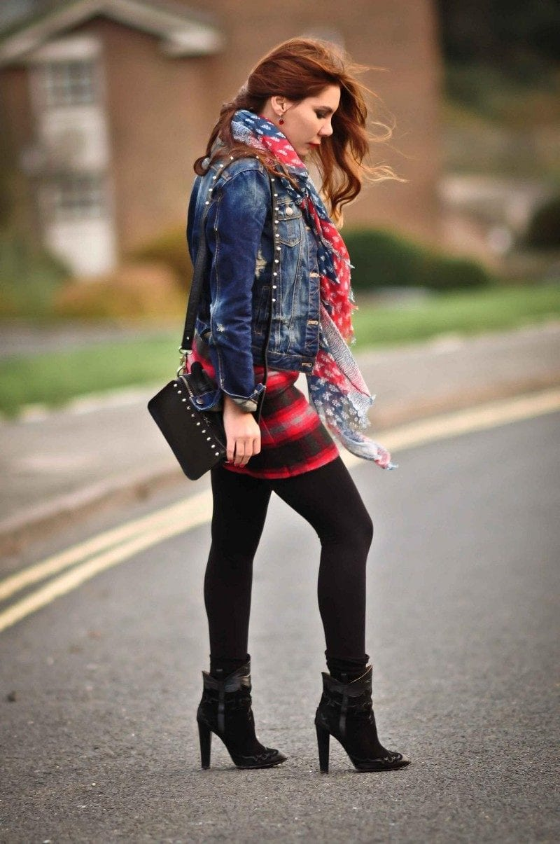 Outfits with Cowboy Boots -19 Ways to Wear Cowboy Shoes