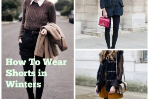 How to Wear Shorts in Winters (41)