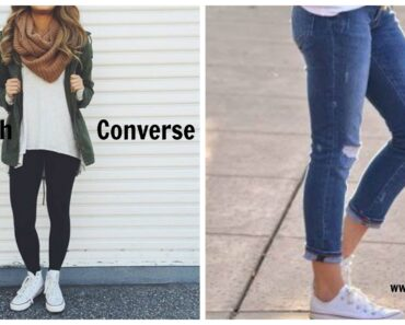 Outfits With Converse (26)