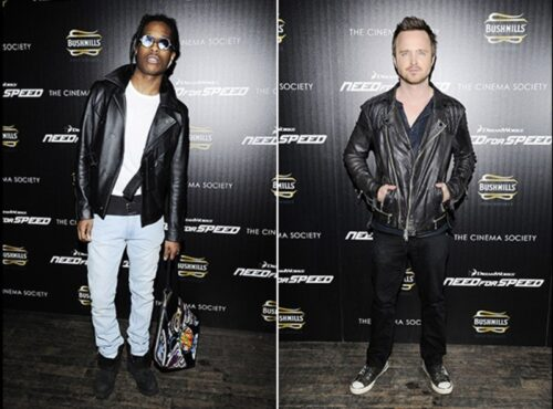 Ideas for Men to wear Leather Jackets (6)