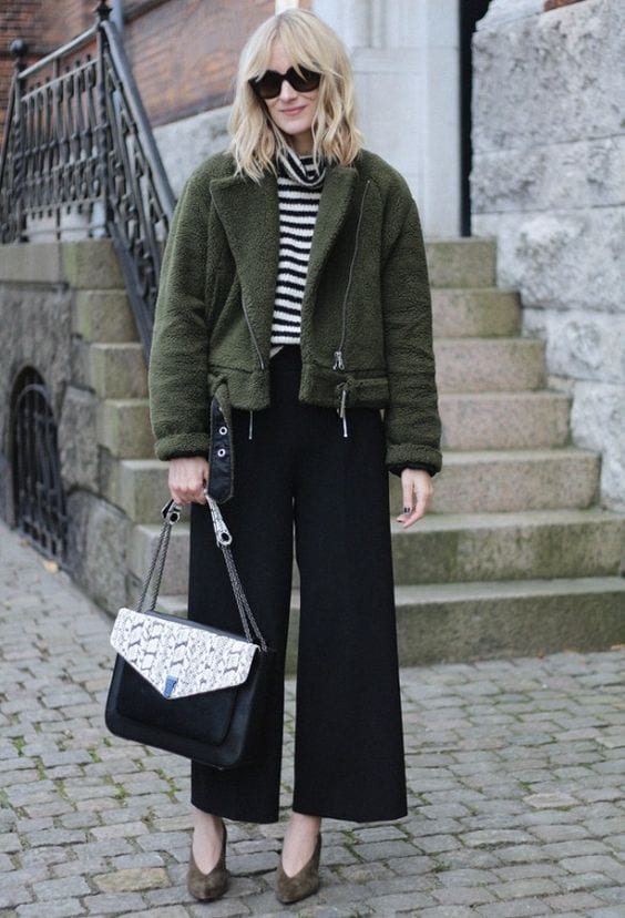 How to Wear Outfits With Bomber Jacket (19)