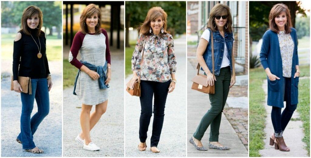 women-over-40-autumn-fashion-1024x522 Autumn Outfit Ideas for Women-50 Ideas How To Dress In Autumn