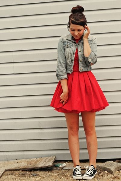 Outfits With Converse (3)