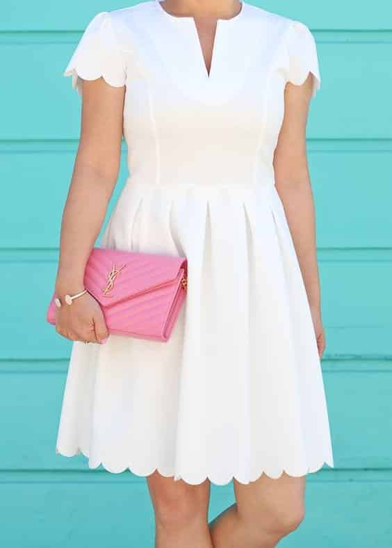 OneColor Petite Outfits Ideas-12 Latest Fashion Trends for Short Women