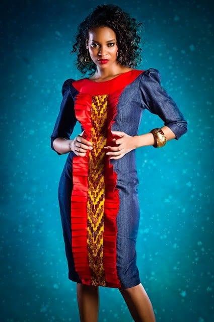 african-kitenge-10 Modern Kitenge Dresses-18 New African Kitenge Designs 2018