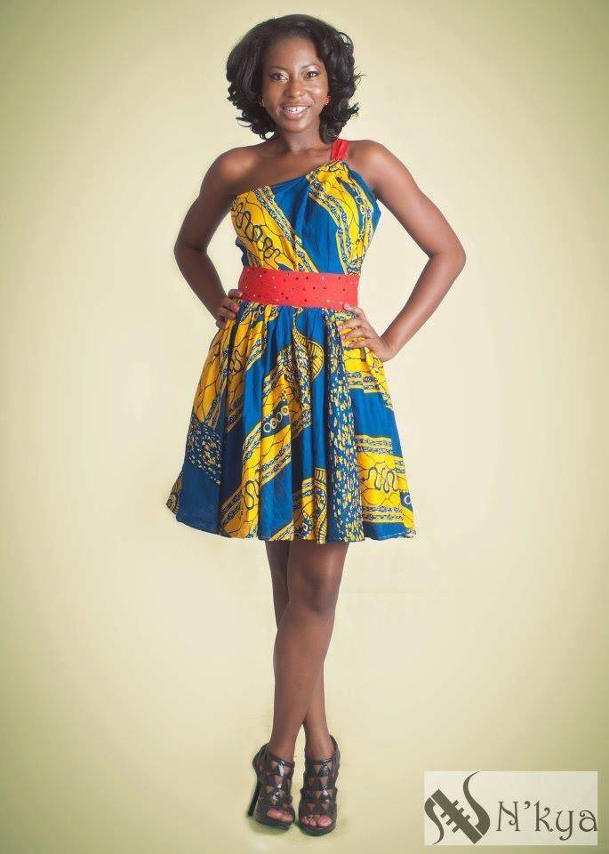 african-kitenge-11 Modern Kitenge Dresses-18 New African Kitenge Designs 2018