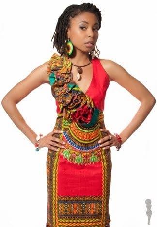 african-kitenge-4 Modern Kitenge Dresses-18 New African Kitenge Designs 2018