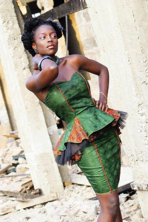 african-kitenge-7 Modern Kitenge Dresses-18 New African Kitenge Designs 2018