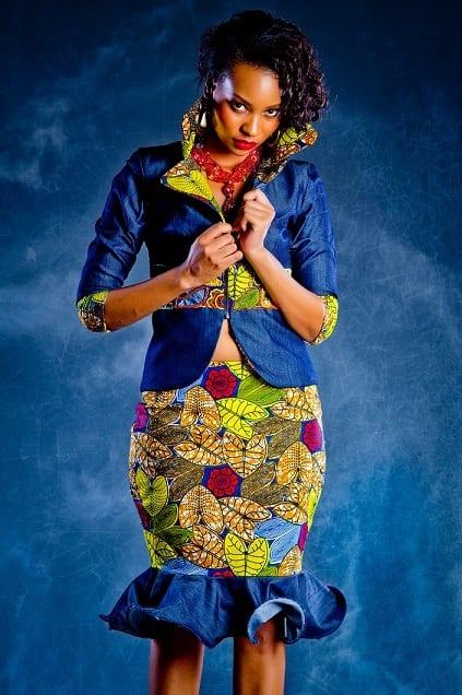 african-kitenge-9 Modern Kitenge Dresses-18 New African Kitenge Designs 2018