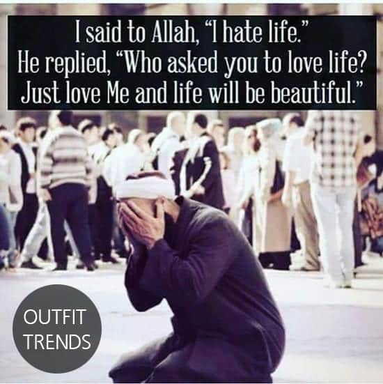 beautiful-islamic-quotes-8 Islamic Quotes About Life-50 Best Quotes which describes life in Islam
