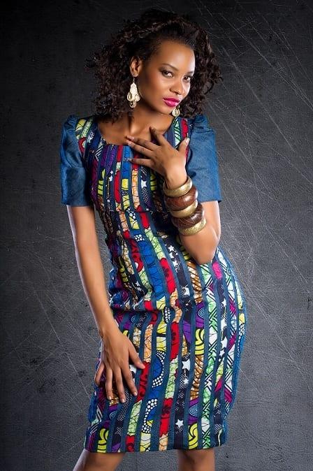ciaafrique1-african-fashion Modern Kitenge Dresses-18 New African Kitenge Designs 2018