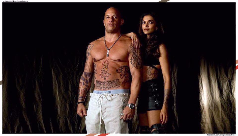 dp3 Vin Diesel in Sherwani-Pictures of Deepika and Vin Wearing Sherwani