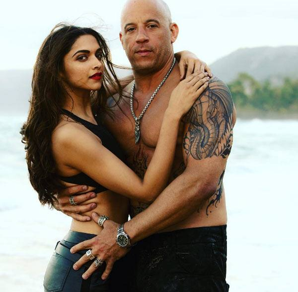 dp4 Vin Diesel in Sherwani-Pictures of Deepika and Vin Wearing Sherwani