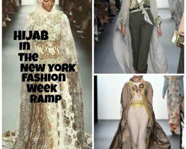 Hijab collection in NYFW