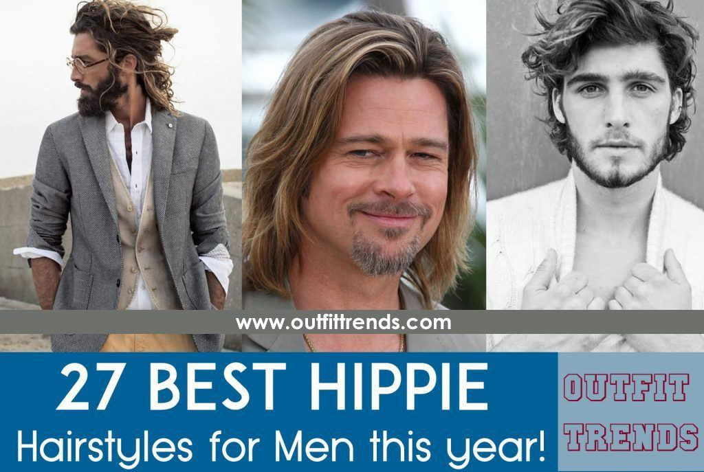 Admirable Hippie Hairstyles For Men 27 Best Hairstyles For A Hipster Look Short Hairstyles Gunalazisus