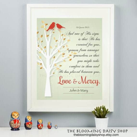il_570xN.952341182_rc8f Muslim Wedding Gift Ideas-20 best Gifts for Islamic Weddings