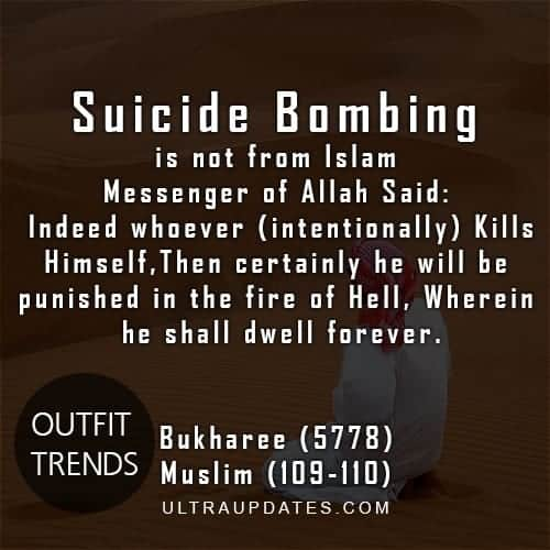 inspirational-islamic-quotes-anti-suicide-bombing-quote Islamic Quotes About Life-50 Best Quotes which describes life in Islam