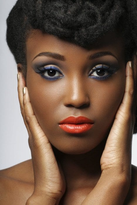 makeup Modern Kitenge Dresses-18 New African Kitenge Designs 2018