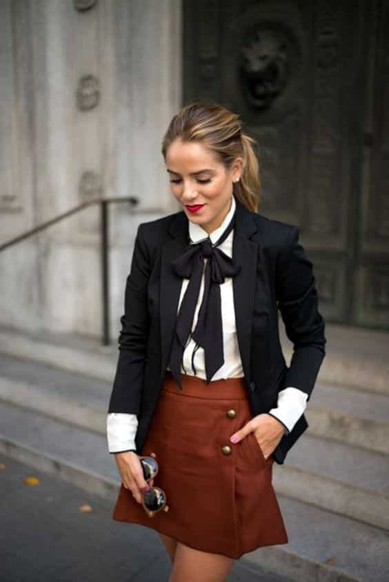 preppystyle Petite Outfits Ideas-12 Latest Fashion Trends for Short Women