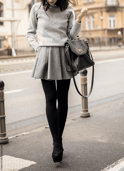 sleeklook Petite Outfits Ideas-12 Latest Fashion Trends for Short Women